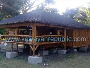Bamboo Cottage (Back) - Siaton Negros Oriental