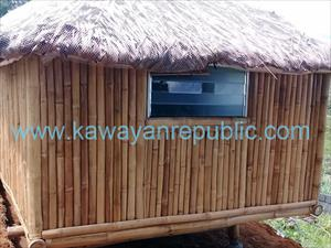 Bamboo Cottage Oversize - Don Salvador