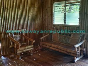 Bamboo House Ma-ao Living Room