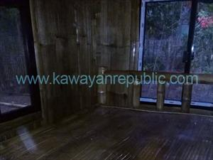 Residential Bamboo Cottage - Bedroom