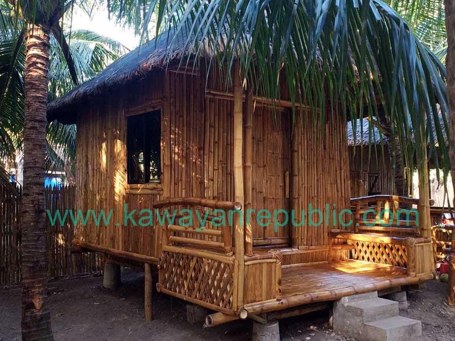 Bamboo Cottage in Dauin Negros Oriental