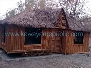 Residential Bamboo Cottage